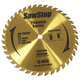 SawStop BTS-R-40ATB 10 in. 40 Tooth Titanium Series All-Purpose Saw Blade