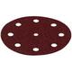 Festool 499095 5 in. P80-Grit Rubin 2 Abrasive Sheet (50-Pack)