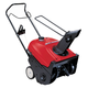 Honda 646970 20 in. 160cc Single-Stage Snow Blower with Electric Start