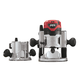 Skil 1830 2-1/4 HP Combo Base Router Kit with Soft Start