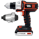 Black & Decker BDCDMT120IA 20V MAX Cordless Lithium-Ion Matrix Drill / Impact Combo Driver