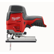 Factory Reconditioned Milwaukee 2445-80 M12 12V Cordless Lithium-Ion High Performance Jigsaw (Bare Tool)
