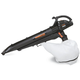 Remington 41ABESPG983 12 Amp Variable-Speed Electric Handheld Mulching Blower Vac