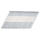 Hitachi 25137S 3 in. x 0.120 in. Ring Shank Hot Dipped Galvanized Clipped Head Nails (1,000-Pack) (Paper)