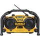 Dewalt DC011 7.2V-18V Cordless Worksite Radio with Built in. Charger
