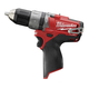 Milwaukee 2404-20 M12 FUEL 12V Cordless Lithium-Ion 1/2 in. Hammer Drill Driver (Bare Tool)