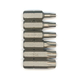 Bosch CC90396 6-Piece 1 in. Extra-Hard Torx Bit Set