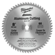 Milwaukee 48-40-4540 8 in. Aluminum Circular Saw Blade (60 Tooth)