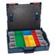 Bosch L-BOXX1A 4 in. Storage Case with 13-Piece Insert Set