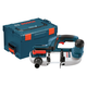 Factory Reconditioned Bosch BSH180BL-RT 18V Band Saw (Bare Tool) with L-Boxx-3 and Exact-Fit Tool Insert Tray
