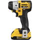 Dewalt DCF895D2 20V MAX XR Cordless Lithium-Ion 1/4 in. Brushless 3-Speed Impact Driver