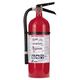 Kidde 408-21005779 4 lbs. 2A:10-B:C Rated Rechargeable Fire Extinguisher