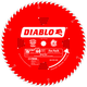 Diablo D1660X 16-5/16 in. 60 Tooth Fine Finish Beam Cutting Saw Blade