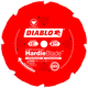 Diablo D1208DH 12 in. 8 Tooth Fiber Cement HardieBlade Saw Blade