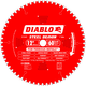 Diablo D1260F 12 in. 60 Tooth Steel Demon Ferrous Metals Saw Blade