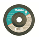 Makita A-80846 6 in. x 1/4 in. 36-Grit Grinding Wheel