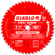 Diablo D0748F 7-1/4 in. 48 Tooth Steel Demon Ferrous Metals Saw Blade
