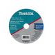 Makita 724112-A-25 4-1/2 in. 46-Grit Stainless Super Thin Cut-Off Wheels (25-Pack)