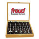 Freud PB-100 16 Piece Precision Shear Forstner Set