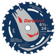 Bosch DCB624 Daredevil 6-1/2 in. 24 Tooth Circular Saw Blade