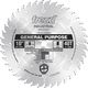 Freud LU72M010 10 in. 40 Tooth General Purpose Saw Blade