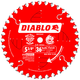 Diablo D0536X 5-3/8 in. 36 Tooth Finishing Saw Blade