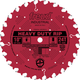 Freud LM72R010 10 in. 24 Tooth Heavy-Duty Rip Saw Blade