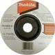 Makita 741402-9AP 4 in. x 1/4 in. General Purpose Grinding Wheels (5-Pack)