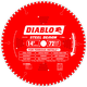 Diablo D1472F 14 in. 72 Tooth Steel Demon Ferrous Metals Saw Blade