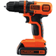 Factory Reconditioned Black & Decker LDX120CR 20V MAX Cordless Lithium-Ion Drill Driver