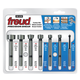 Freud PB-107B 7 Piece Precision Shear Forstner Set