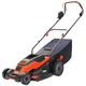Black & Decker EM1700 12 Amp 17 in. Edge Max Lawn Mower