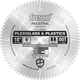 Freud LU94M010 10 in. 80 Tooth Plexiglas/Plastics Saw Blade