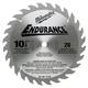 Milwaukee 48-40-4170 10-1/4 in. Endurance Circular Saw Blade (28 Tooth)