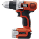Factory Reconditioned Black & Decker LDX112CR 12V MAX Cordless Lithium-Ion Drill Driver