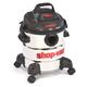 Shop-Vac 5866000 5 Gallon 4.5 Peak HP Stainless Steel Wet/Dry Vacuum