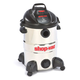 Shop-Vac 5866200 12 Gallon 6.0 Peak HP Stainless Steel Wet/Dry Vacuum