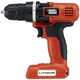 Factory Reconditioned Black & Decker LDX172R 7.2V Cordless Lithium-Ion 3/8 in. Drill Driver