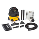 Shop-Vac 9551600 16 Gallon 6.5 Peak HP Hardware Store Ultra Pro Wet/Dry Vacuum