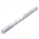 Carrara Polished Marble Pencil Liner
