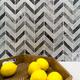 Talon Carrara & Bardiglio Marble Tile