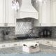 Sample- Reflection Diamond Carrara & Mirror