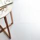 Simple White 12x12 Thassos-Look Porcelain Tile