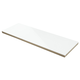 Simple White 6x18 Thassos-Look Porcelain Tile