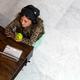 Catalina Carrara 18x18 Marble Tile