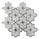 Sample- Alcazar Carrara Marble Tile
