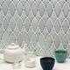 Nabi Valor Arctic Blue Ceramic Tile
