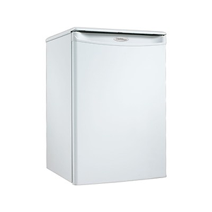 Danby Designer 2 6-Cubic Feet Compact Refrigerator, Black   Staples