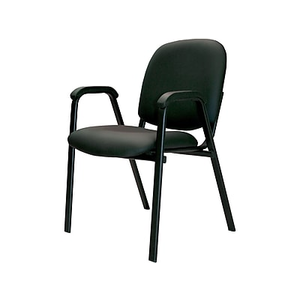 About: Marco Bonded Leather Guest Chair, 4/Pack