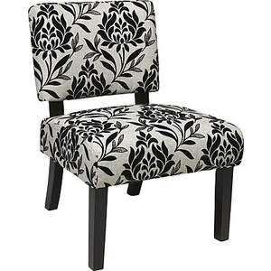 Exceptionnel About: Office Star Avenue Six® Wood Jasmine Accent Chair, Paradise
